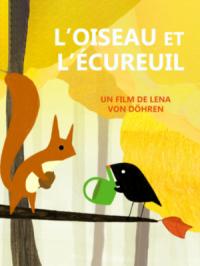 L'oiseau et l'écureuil