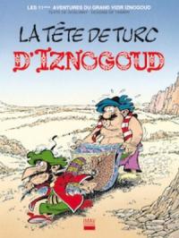 Iznogoud - tome 11 - La tête de turc d'Iznogoud
