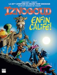 Iznogoud - tome 20 - Iznogoud enfin calife !