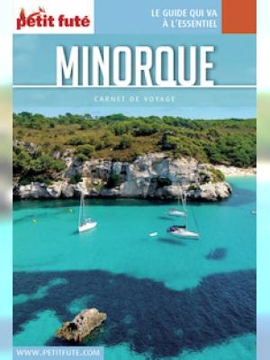 Minorque 2017 Carnet Petit Futé