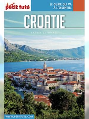 Croatie 2017 Carnet Petit Futé